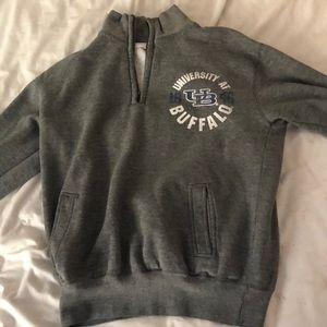 University at Buffalo sweatshirt
